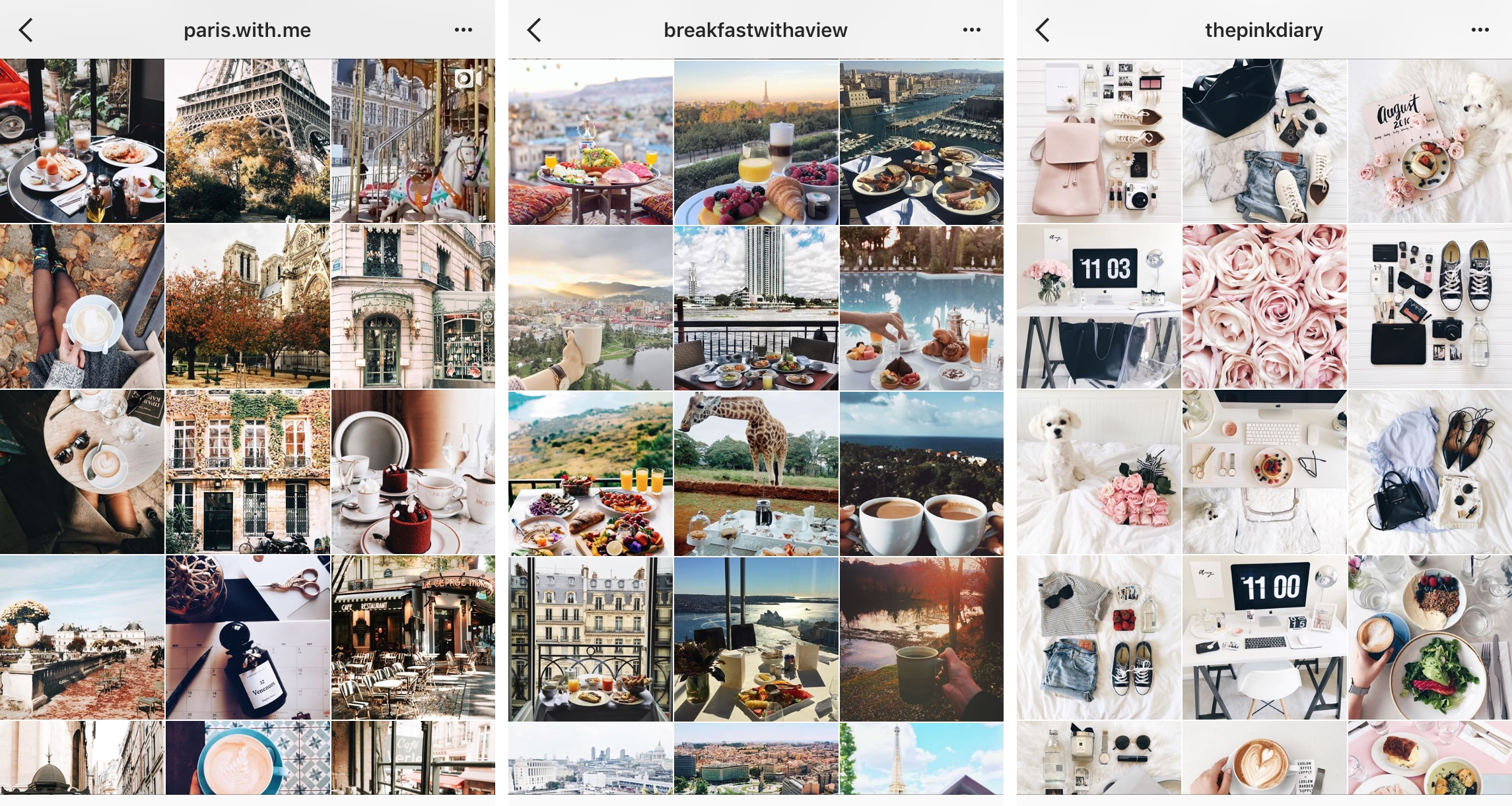 YOUR INSTAGRAM IDENTITY - More Than Size