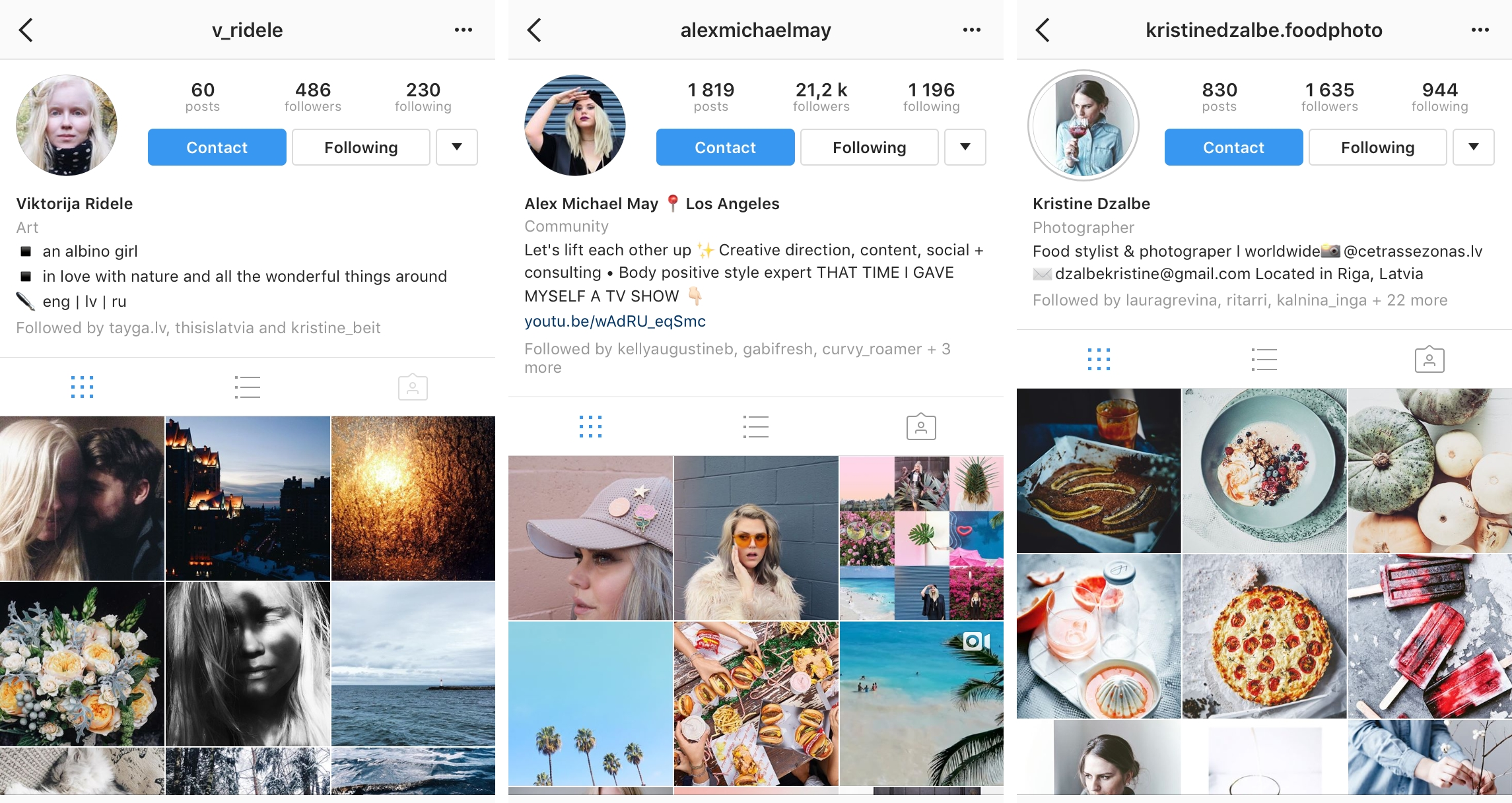 THE DIRECTION OF YOUR INSTAGRAM THEME