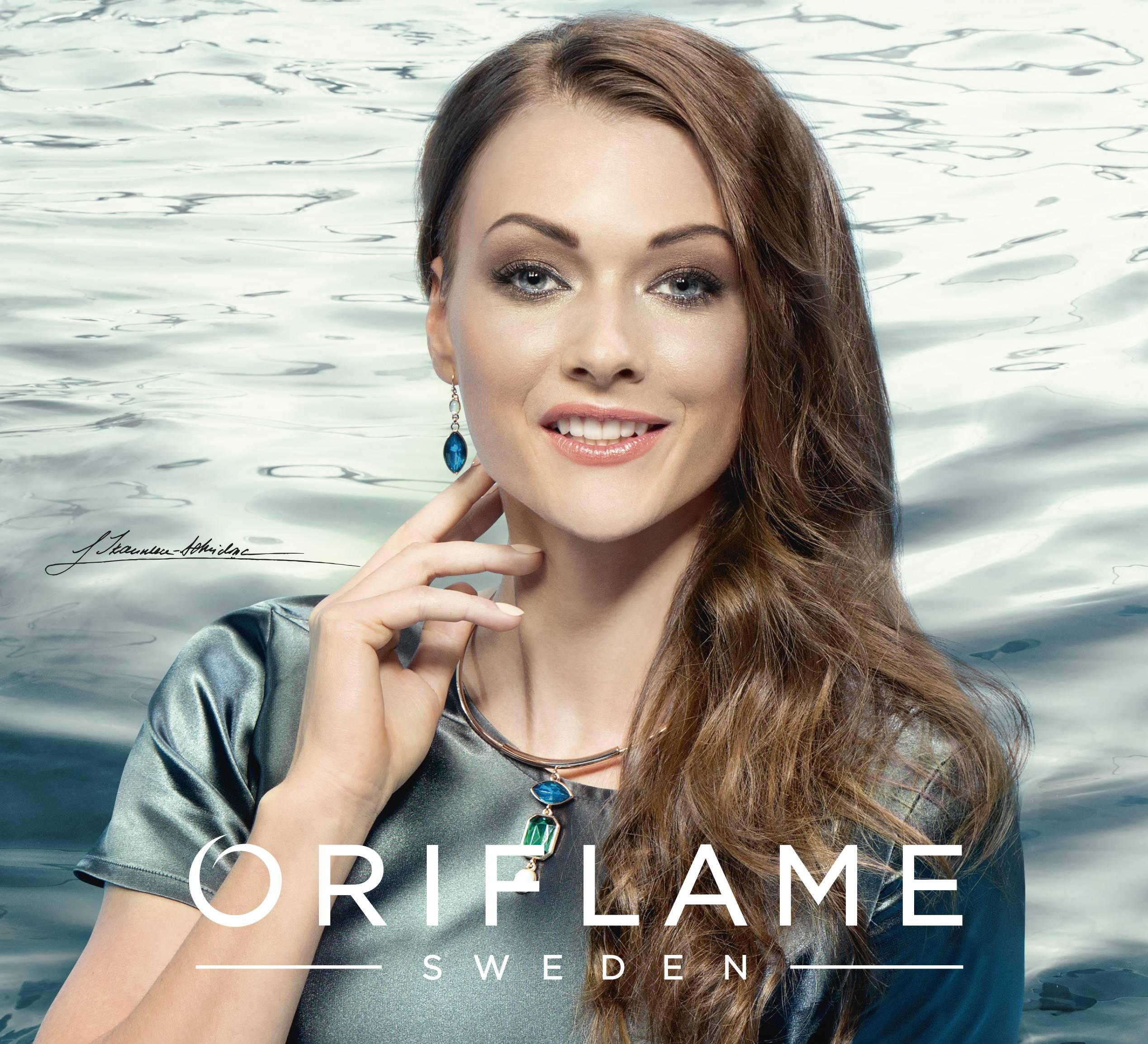 Laura Ikauniece Admidina New Oriflame Ambassador In Latvia More Than Size